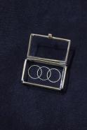 Set of three rings gold