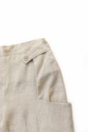 Pantalon été pour homme, lin naturel