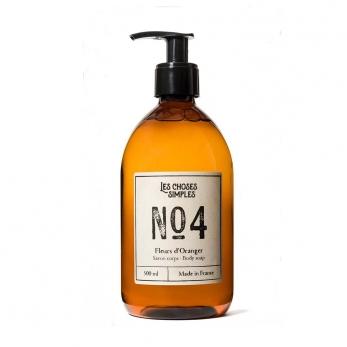 Fleurs d'Oranger Hand & Body Soap