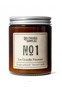 """Candle No 1 """"Les Grandes Vacances"""""""