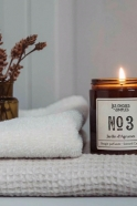 "Candle No 3 ""Jardin d'Agrumes"""