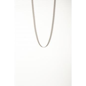 """Copper chain mail """"Les basiques"""" necklaces"""