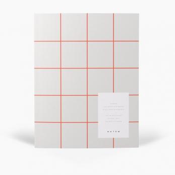 Notebook UMA, light grey
