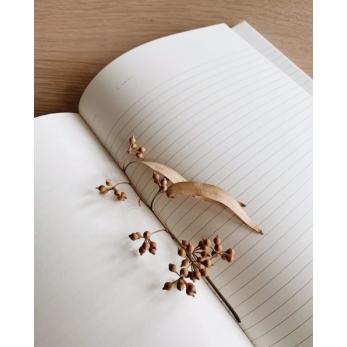 Notebook UMA, dark blue
