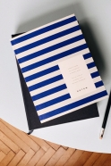 UMA Weekly Planner, Medium, Bright Blue