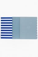 UMA Weekly Planner, Medium, Bright Blue