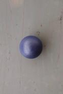 Boule magnétique bleue