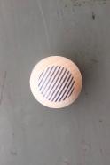 magnetic ball, blue stripes