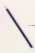 Magnetic paper pencil, night blue