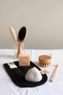 brosse à cheveux ovale