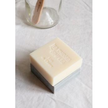 "Handmade Soap ""Goat Milk"" (perfume-free)"