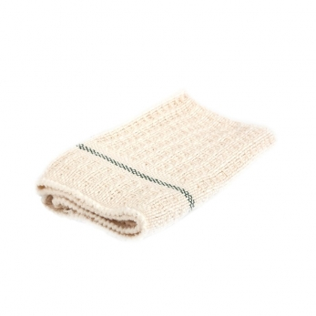Cleaning cloth in recycled cotton