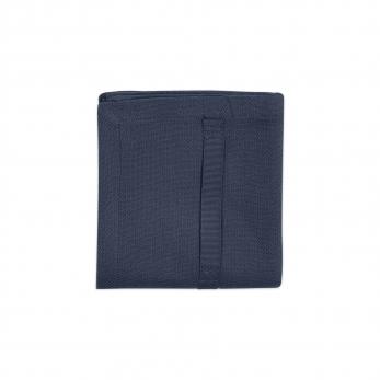 Kitchen towel, navy blue cotton