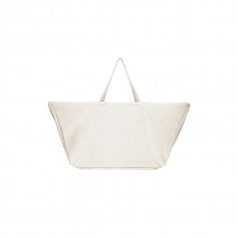 XXL bag, off white cotton