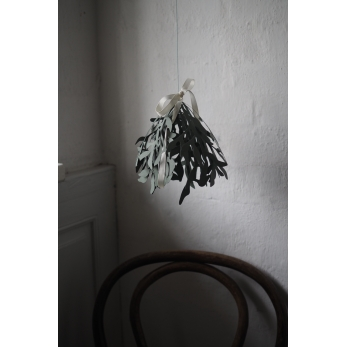 Mistletoe - Paper 3D decoration kit