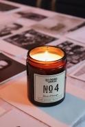 "Candle No 4 ""Orange blossoms"""