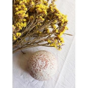 Boule en terre cuite parfumée