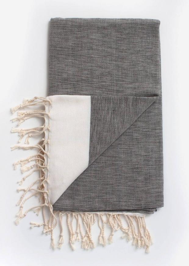 Drap de plage, gris