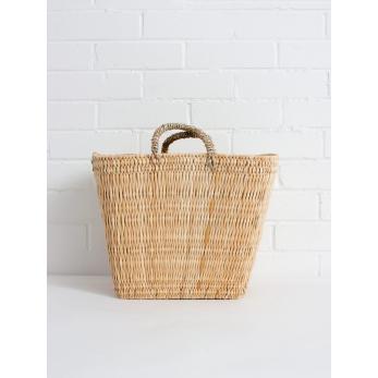 Flared basket