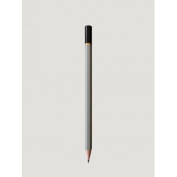Wood pencil grey