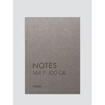 Cahier carton A5+ pointillé