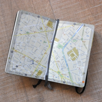 city notebook - Moleskine