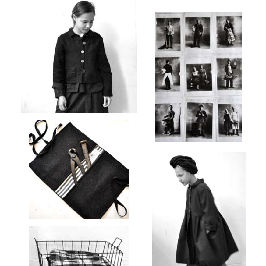 Look book fall-winter 11/12